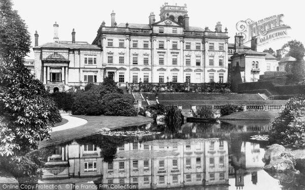 Biddulph, The Grange 1902