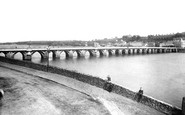 Bideford, Bridge 1894