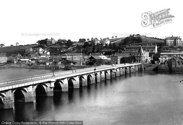 Bideford, Bridge 1899