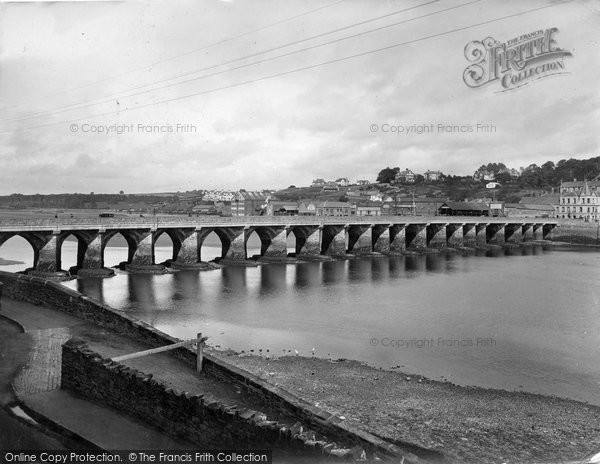 Bideford, Bridge 1930