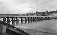 Bideford, Bridge 1930