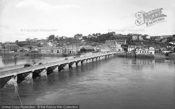Bideford, Bridge 1935