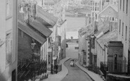 Bideford, Bridge Street 1906