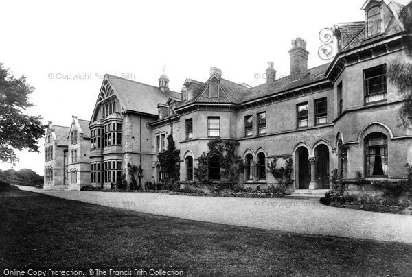 Bideford, Edgehill College 1907