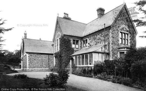 Bideford, Grammar School 1908
