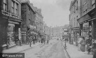 Bideford, High Street 1906