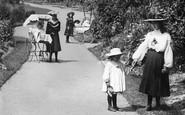 Bideford, Lets Hold Hands 1906