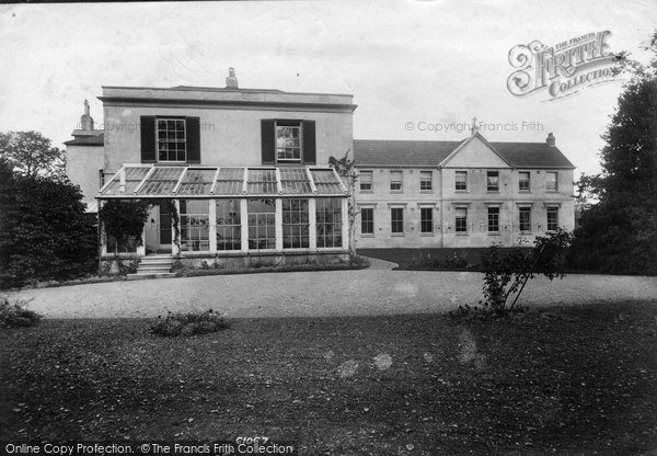 Bideford, Northdown Hall 1908