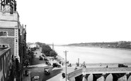 Bideford, Quay And River Torridge 1935