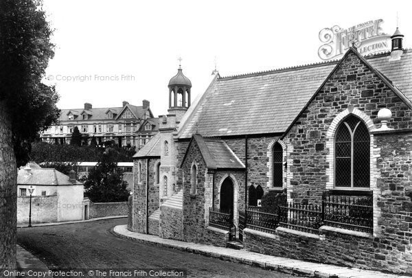 Bideford, R.C Church 1907
