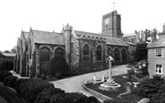 Bideford, St Mary's Church 1919