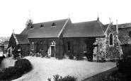 Bideford, St Peter's Church 1907