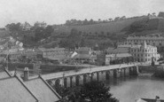 Bideford, The Bridge 1893