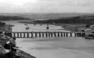 Bideford, The Bridge 1899