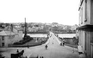 Bideford, The Bridge 1919