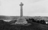 Bideford, War Memorial 1923