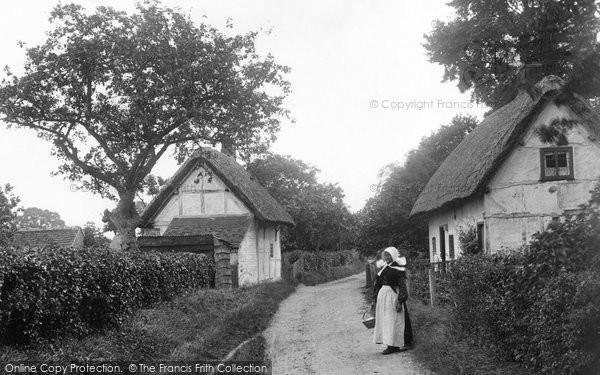 Bidford On Avon, Broom 1910