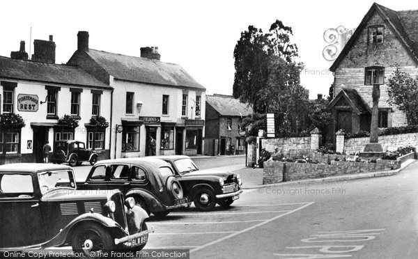 Photo of Bidford-On-Avon, c1950