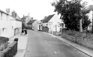 Bidford-On-Avon, High Street c.1959