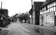 Bidford-On-Avon, The Town c.1955