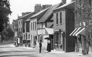 Bidford-On-Avon, The Village 1899