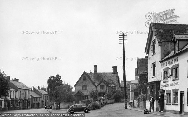 Bidford On Avon, The Village c.1955