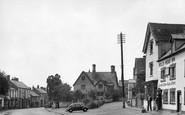 Bidford-On-Avon, The Village c.1955