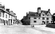 Bidford-On-Avon, Ye Olde Falcon Inn 1899
