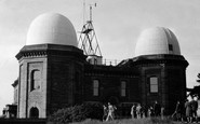 Bidston, The Observatory c.1950