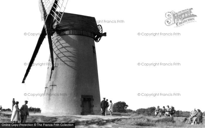 Bidston, The Windmill 1947