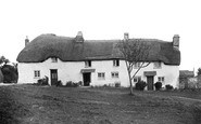 Bigbury, Old Houses c.1940