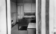 Bigbury On Sea, A Bedroom From The Balcony, Bay Court Hotel c.1935