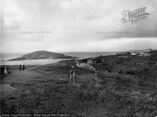 Bigbury On Sea, And Burgh Island 1924