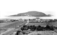 Bigbury On Sea, Burgh Island 1925