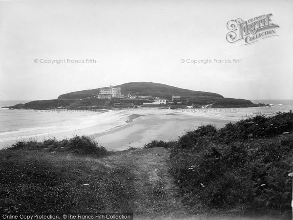 Bigbury On Sea, Burgh Island 1931