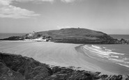 Bigbury On Sea, Burgh Island c.1961