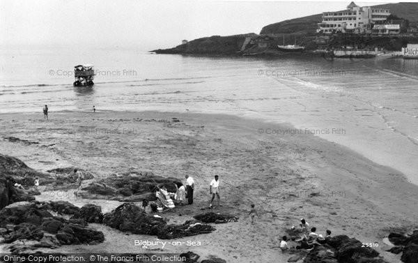 Bigbury On Sea, c.1959