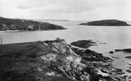 Bigbury On Sea, General View 1925
