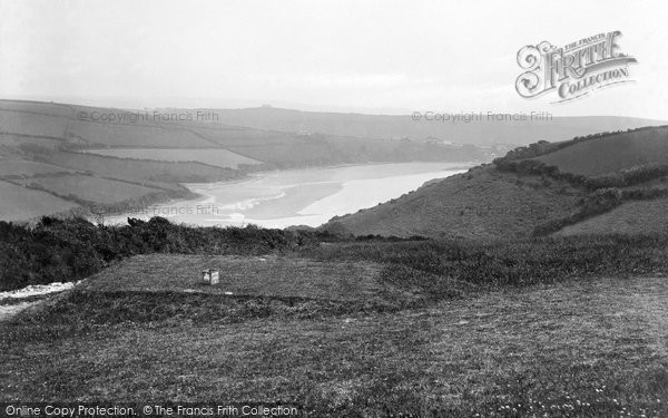 Bigbury On Sea, Golf Links 1925