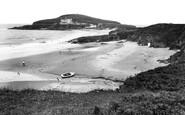 Bigbury On Sea, Sedgewell Cove 1931