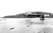 Bigbury On Sea, The Burgh Island Hotel 1931