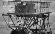Bigbury-on-Sea, The Tractor c.1935
