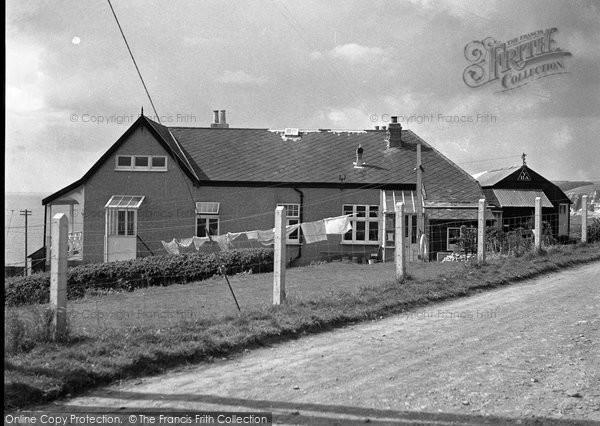 Bigbury On Sea, Yha Hostel 1952
