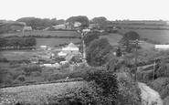 Bigbury, The Village 1925