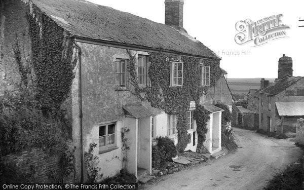 Bigbury Village, The Post Office c.1940