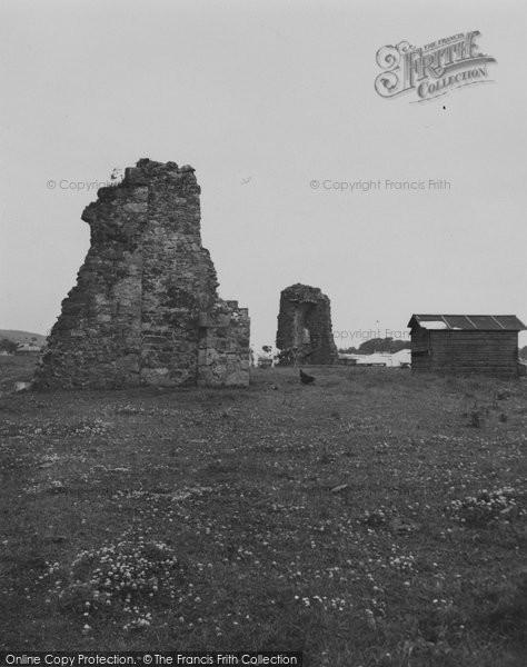 Biggar, Boghall Castle 1951