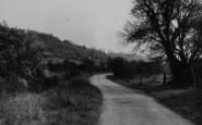 Biggin Hill, In The Valley c.1950