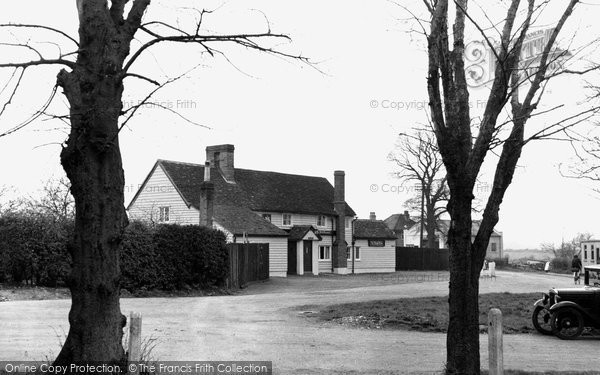 Biggin Hill, Leaves Green c.1950