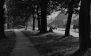 Biggin Hill, Main Road c.1955