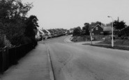 Biggin Hill, Main Road c.1960